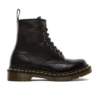 Dr. Martens Iconic 8 Eye Boot in Black | REVOLVE