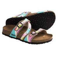 Birki's by Birkenstock Salina Aztec Sandals - Birko-flor® (For Women) in Berry