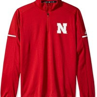 NCAA Men's Sideline L/S 1/4 Zip Pullover Jacket