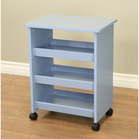 Mega Home All Purpose Rolling End Table
