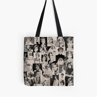 'Lady Diana' Tote Bag by ValentinaHramov