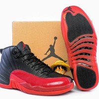 Air Jordan 12 Retro Playoffs 1998 Flu Game