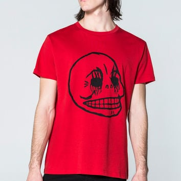 Standard Corpse Skull Tee | AllProducts | Cheapmonday.com