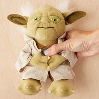 Star Wars Talking Yoda Plush Toy