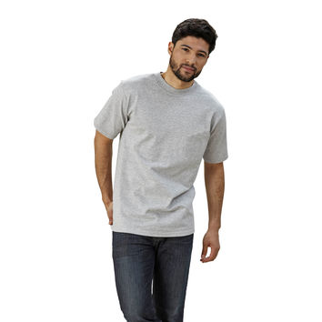 Adult Short Sleeve Crew Neck Classic Fit