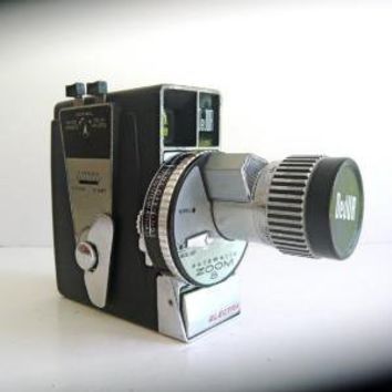 Vintage DeJur Custom Electra Automatic Movie Camera by ZenHen