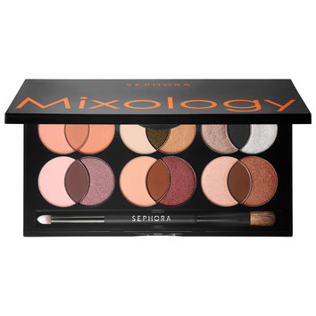 Sephora: SEPHORA COLLECTION : Mixology Eyeshadow Palette : eyeshadow-palettes