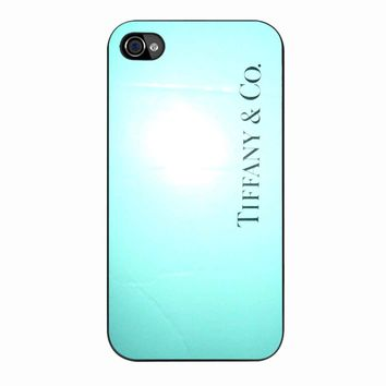Tiffany And Co 2 iPhone 4/4s Case