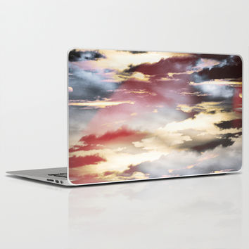 Combateur II Laptop & iPad Skin by HappyMelvin Graphicus