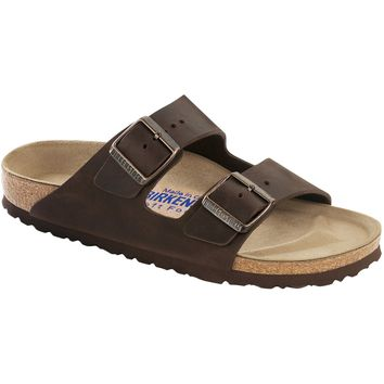 Birkenstock Women's Arizona Habana Soft Footbed Sandal (N)