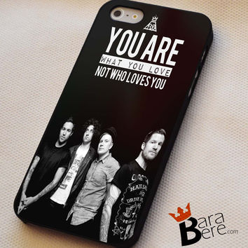 fall out boy logo iPhone 4s iphone 5 iphone 5s iphone 6 case, Samsung s3 samsung s4 samsung s5 note 3 note 4 case, iPod 4 5 Case