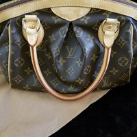 Authentic Louis vuitton monogram canvas Tivoli