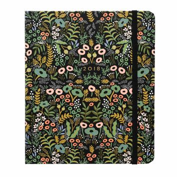 2018 Tapestry 17-Month Planner