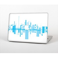 The Abstract Blue Skyline View Skin for the Apple MacBook Air 13""