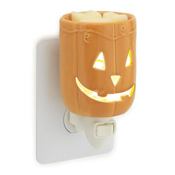 JACK O' LANTERN PLUG IN FRAGRANCE WARMER