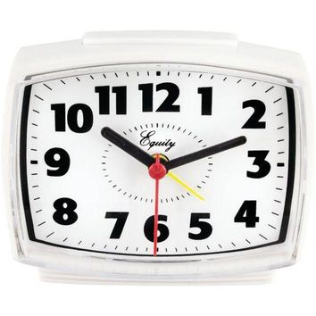 PEAPMS9 Equity(R) by La Crosse 33100 Electric Analog Alarm Clock