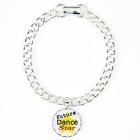 Future Dance Star Charm Bracelet