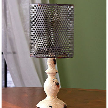 Metal Candle Lamps