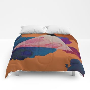 Tri Me Comforters by DuckyB