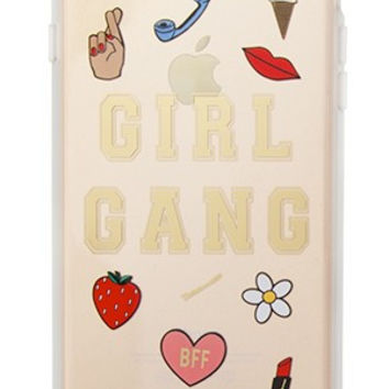 Girl Gang 6/6s Plus iPhone Case