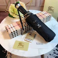 Burberry Folding Umbrella