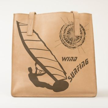 Wind Surfing customizable Tote