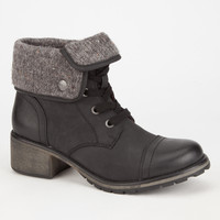 SODA Oralee Womens Boots | Boots & Booties