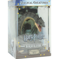 Harry Potter Magical Creatures Basilisk Figure