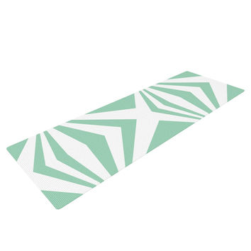 "Project M ""Starburst Mint"" Yoga Mat"