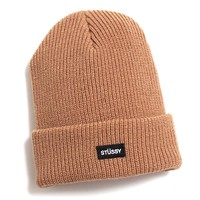 Watch FA17 Cap Beanie Tan