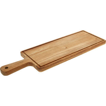 Acacia Cutting & Serving Board 58cm - Kitchen - Home - TK Maxx