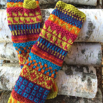 Best Boho Fingerless Gloves Products on Wanelo