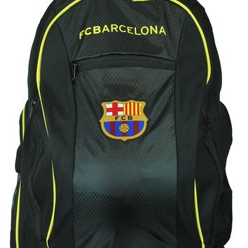 FC Barcelona Backpack School Bookbag Cinch Official Messi 10 Style 8