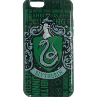 Harry Potter Slytherin iPhone 6/6s Case