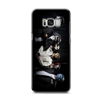Hollywood Undead (group masks jackets) Samsung Galaxy S8 | Galaxy S8 Plus Case
