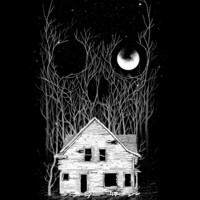 House of Death Art Print by Carbine