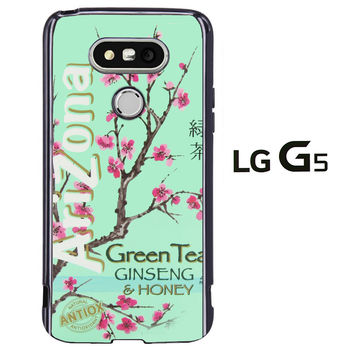 Arizona Green Tea SoftDrink LG G5 Case