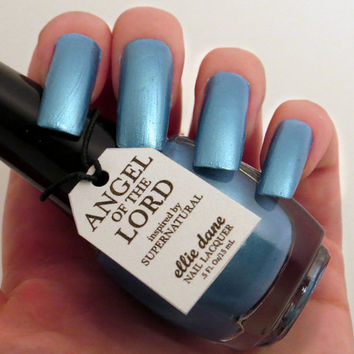 Angel of the Lord - Supernatural inspired Nail Polish - 15ml (Full Size)