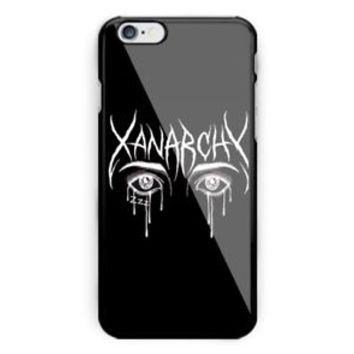 Best Lil Xan Xanarchy Rapper iPhone 7 and 7+ Hard Plastic Case Cover
