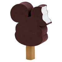 Disney Parks Car Antenna Topper Ice Cream Bar Mickey Mouse