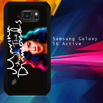 Marina And The Diamonds Z1529 Samsung Galaxy S6 Active  Case