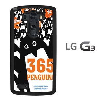 365 penguins book Y1988 LG G3 Case