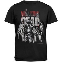 Walking Dead - Hands Reaching T-Shirt