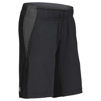 Marmot Boys' Zephyr Short - Large - Black / Slate Grey