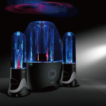 Water Fountain Theater Bluetooth Speakers