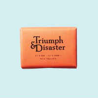Triumph & Disaster - Almond and Rosehip soap