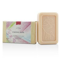 Thymes Kimono Rose Luxurious Bath Soap Ladies Fragrance