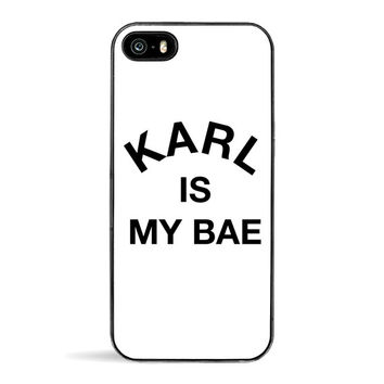 Karl iPhone 5/5S Case