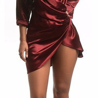 Karianne Satin Dress