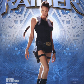 Lara Croft: Tomb Raider 11x17 Movie Poster (2001)